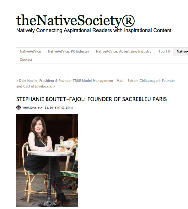 The Native Society