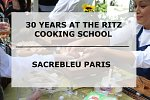 30 Years at the Ritz Cooking School