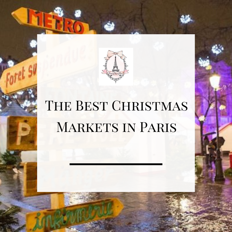 The Best Christmas Markets in Paris and Where to Find Them
