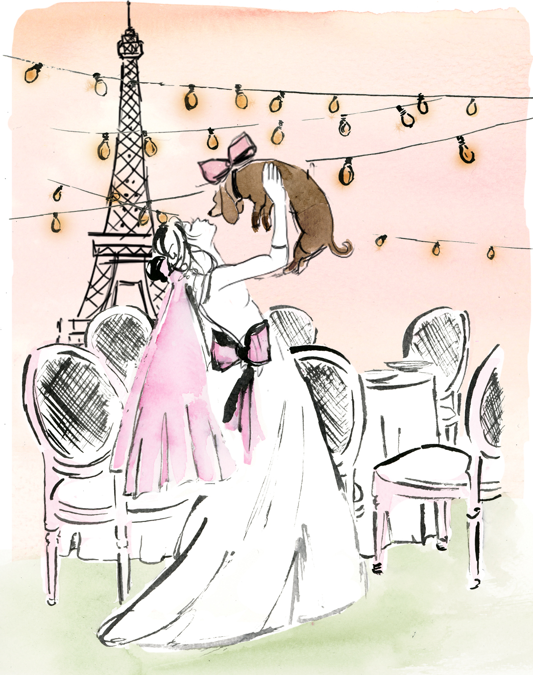 SACREBLEU PARIS: DREAM WEDDING IN PARIS