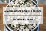 Alain Ducasse Cooking Class