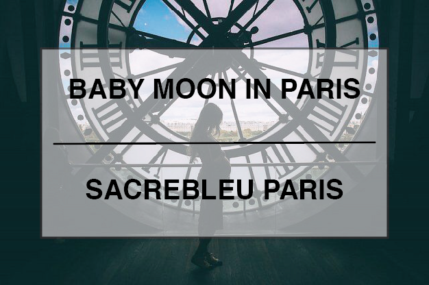 Baby Moon in Paris